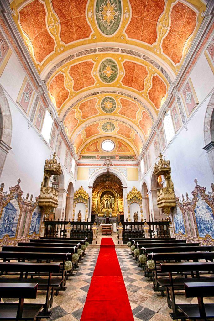 Igreja do Espinheiro - IX