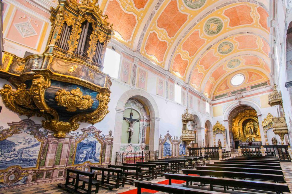 Igreja do Espinheiro - X